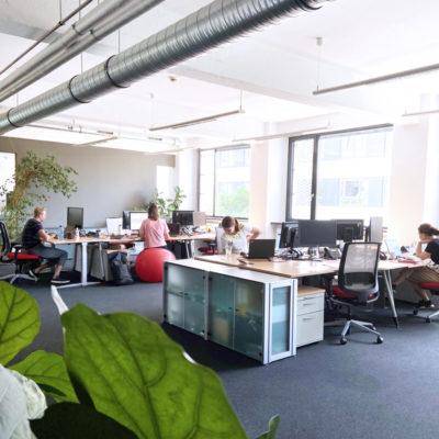 Maisberger Büro Inseln