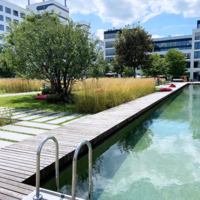 Neue Balan Pool