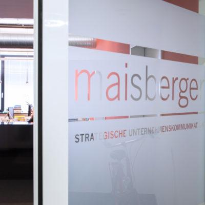 Maisberger Eingang