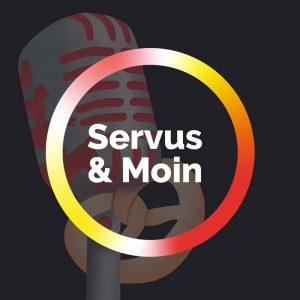 Cover Design des Maisberger Podcasts