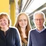 Wir setzen weiterhin auf Expansion und begrüßen Viktoria Lechina, Marion Köhler und Gunnar Knüpffer an unserem Stammsitz in München.